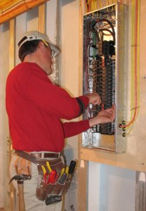 Wiring a residential loadcenter
