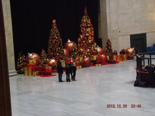 The Christmas Display
