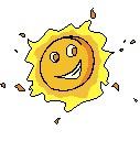 You Are My Sunshine Blog Award