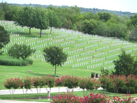 Fort McPherson National Cemetery