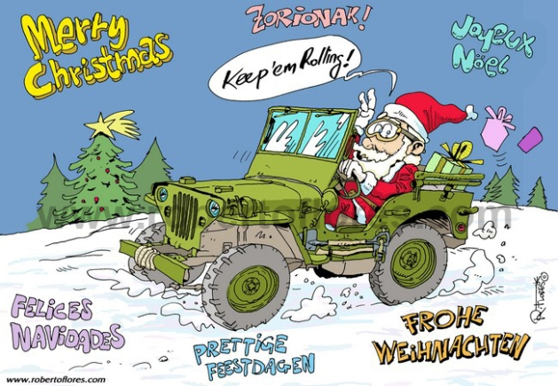 willys-mb-santa-claus-xtmas-card