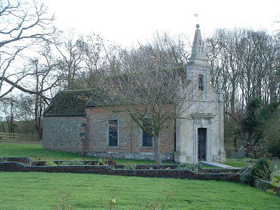 Little Gidding Church