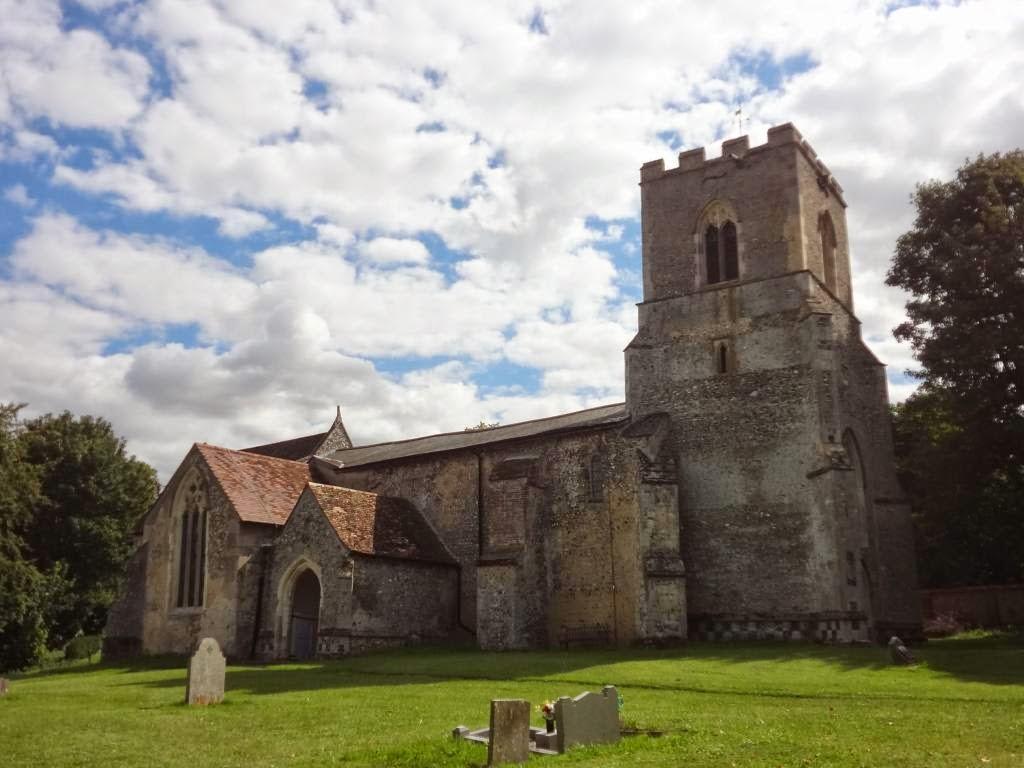 hadstock-church