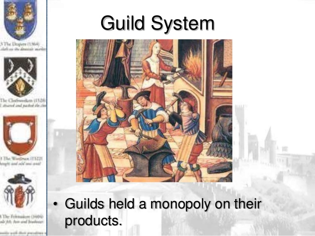 the role of guilds in the economic life in the middle ages What did role did guilds play in the middle ages  they were basically the middle class of daily life medieval europe  in the middle ages, guilds helped to control quality and prices.